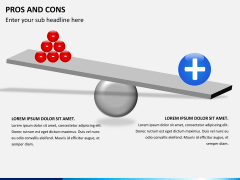 Pros and cons PPT slide 21
