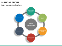 Public relations PPT slide 23
