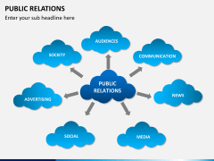 Public relations PPT slide 2