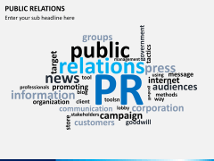 Public relations PPT slide 6
