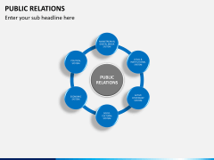 Public relations PPT slide 9