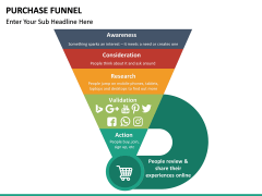 Purchase Funnel PPT slide 20