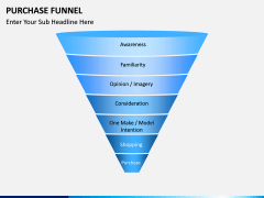 Purchase Funnel PPT slide 14
