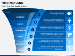 Purchase Funnel PPT slide 2