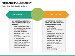 Push and pull strategy PPT slide 17