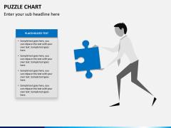 Puzzle chart PPT slide 3