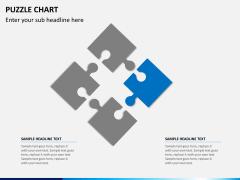 Puzzle chart PPT slide 5