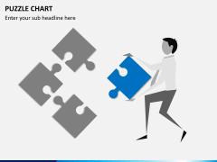 Puzzle chart PPT slide 6