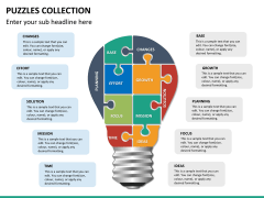 Puzzles collection PPT slide 31