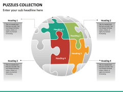 Puzzles collection PPT slide 45