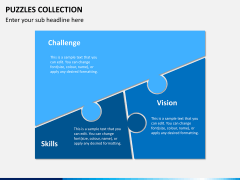 Puzzles collection PPT slide 13