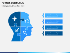Puzzles collection PPT slide 4