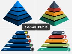 Pyramids Bundle PPT cover slide