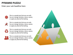 Pyramid puzzle PPT slide 6