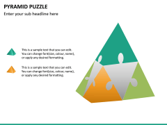 Pyramid puzzle PPT slide 7