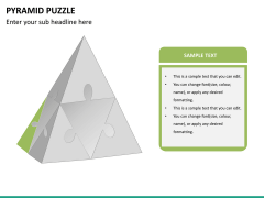 Pyramid puzzle PPT slide 10