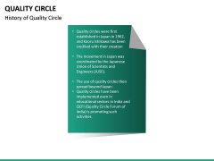 Quality Circle PPT slide 16