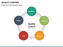 Quality Control PPT slide 33