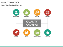 Quality Control PPT slide 24