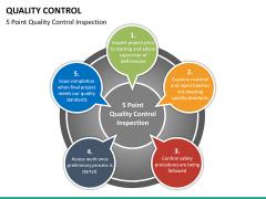 Quality Control PPT slide 25