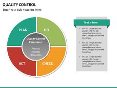 Quality Control PPT slide 26
