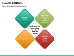 Quality Control PPT slide 31