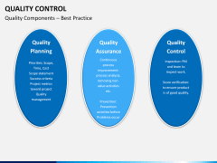 Quality Control PPT slide 18