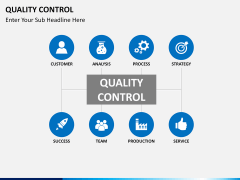 Quality Control PPT slide 2