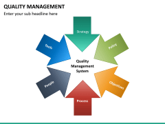 Quality management PPT slide 35