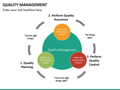 Quality management PPT slide 43