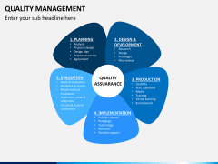 Quality management PPT slide 10