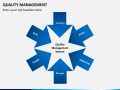 Quality management PPT slide 11