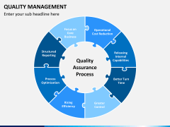 Quality management PPT slide 14