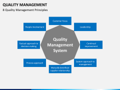 Quality management PPT slide 4