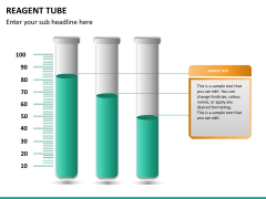 Reagent tube PPT slide 10