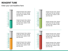 Reagent tube PPT slide 13
