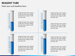 Reagent tube PPT slide 5
