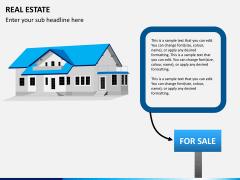 Real estate PPT slide 3