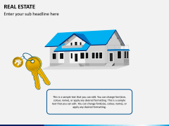 Real estate PPT slide 4