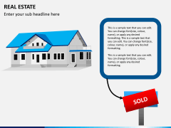 Real estate PPT slide 5