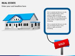 Real estate PPT slide 5