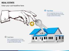 Real estate PPT slide 7