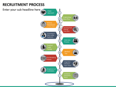 Recruitment process PPT slide 28