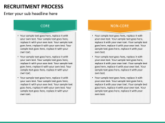 Recruitment process PPT slide 20