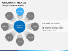 Recruitment process PPT slide 10