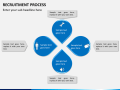 Recruitment process PPT slide 5