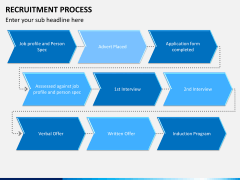 Recruitment process PPT slide 8