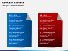 Red ocean strategy PPT slide 10