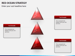 Red ocean strategy PPT slide 5