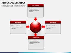 Red ocean strategy PPT slide 6